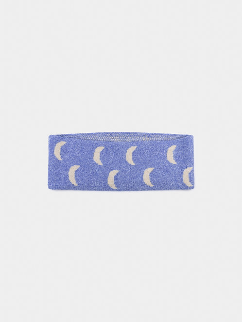 Moon Jacquard Neck Warmer