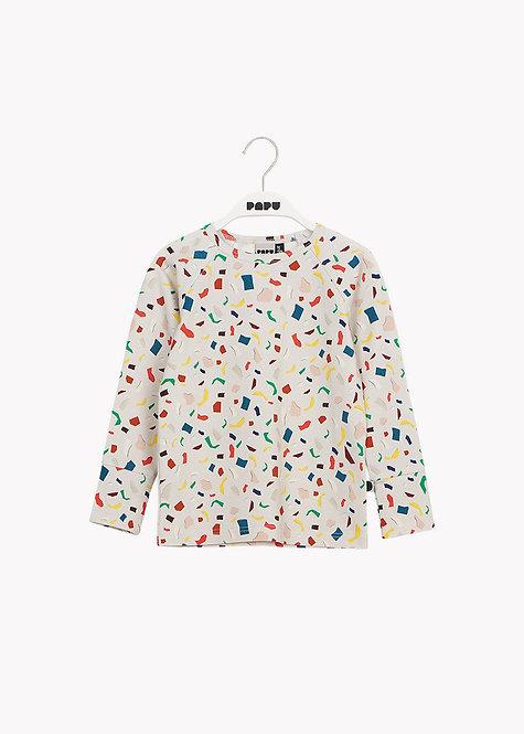 Fold Shirt - Multicolor