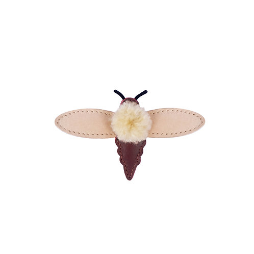 Zaza Hairclip Bumblebee