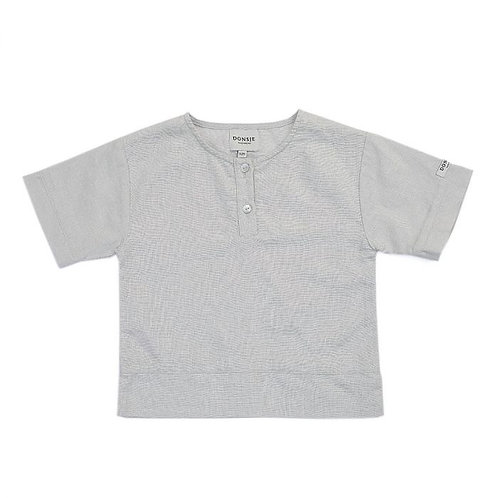 Remi Shirt- Light Grey