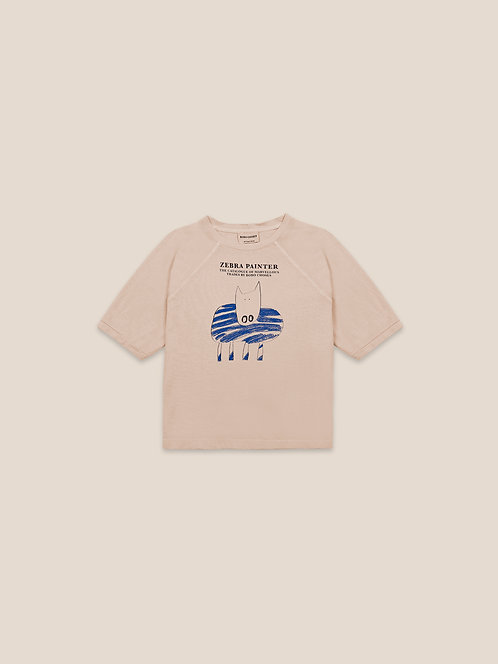 Zebra Painter T-shirt