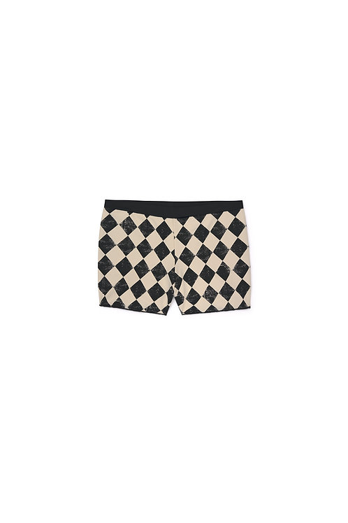 Diamond Bathing Short