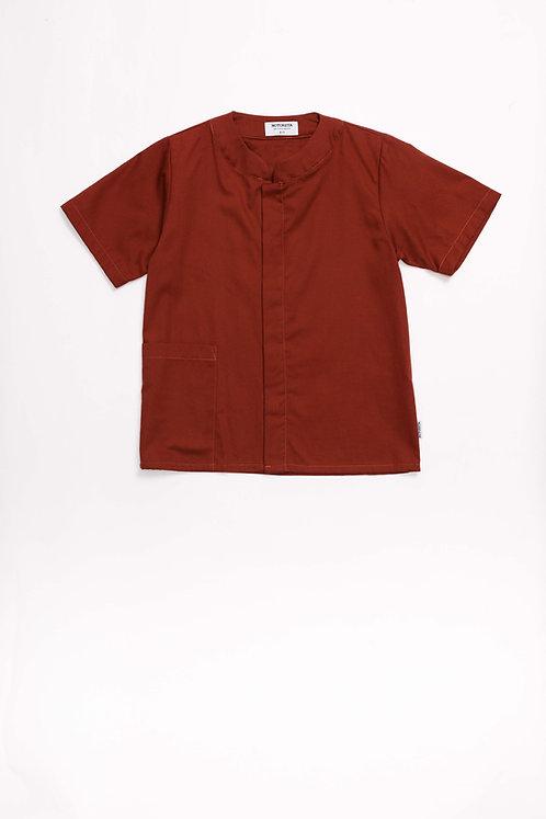 Roche Shirt Maroon