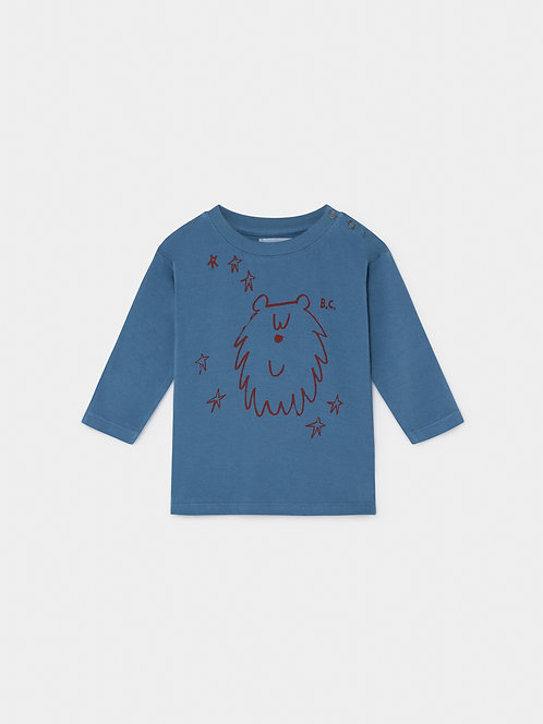 Set of Ursa Major LS T-Shirt & Patch Polar Fleece Jumpsuit