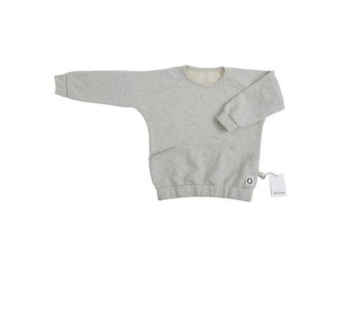 Sweater & Jogger Set- Natural Marl