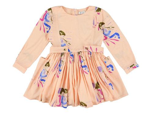 May Kids Rose Dress