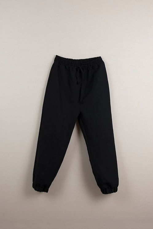 Black Jogger Trousers