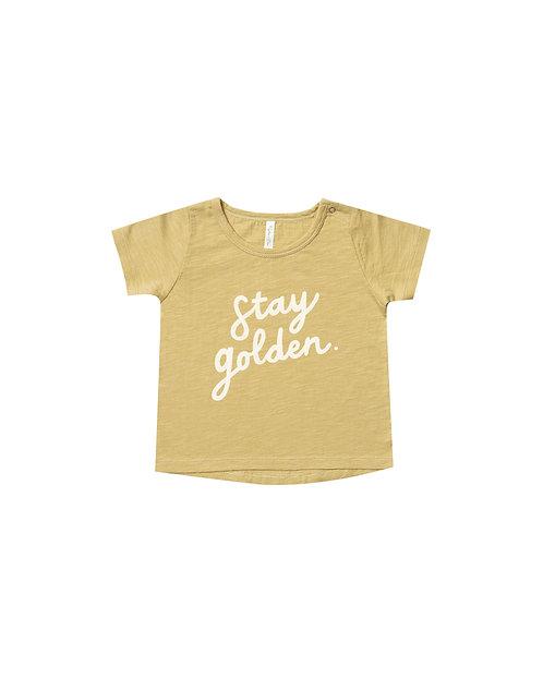 Set Of Stay Golden Tee & Sunburst Bloomer