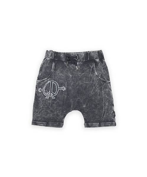 Peace Man Harem Shorts