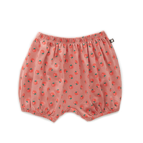 Set of Couch Tomato Tee & Bubble Shorts