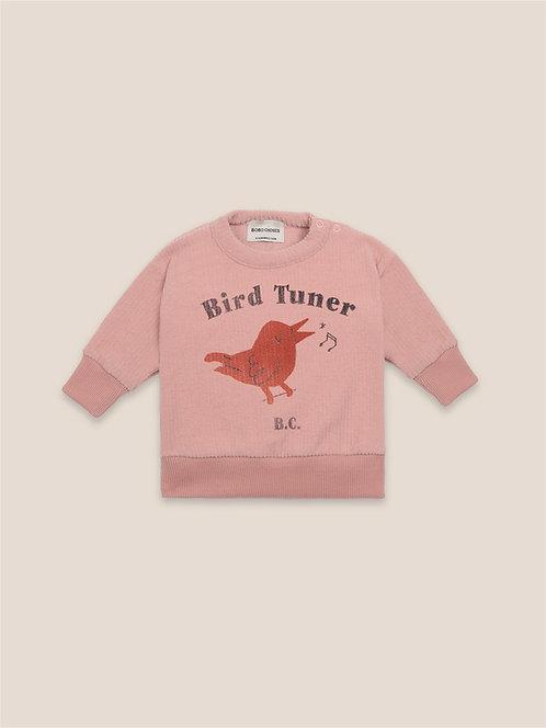 Bird Tuner Terry Towel Sweatshirt & Jogging Pants