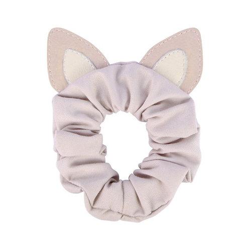 Polly Hair Scrunchie- Cat