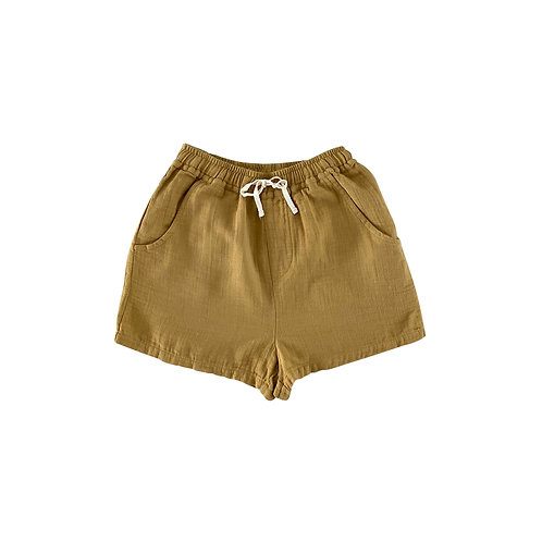 Tudor Shorts - Pistachio