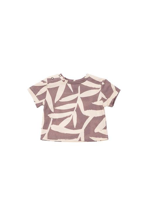 Set of Baby T-shirt & Gauze Bloomers