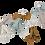 Thumbnail: Tassle Fairy Decor Craft