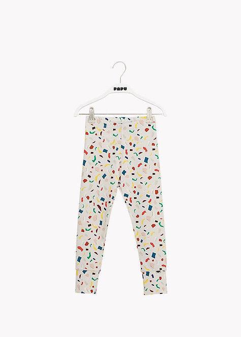 Fold Leggings - Multicolor