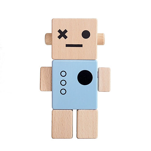 Baby Robot- Blue