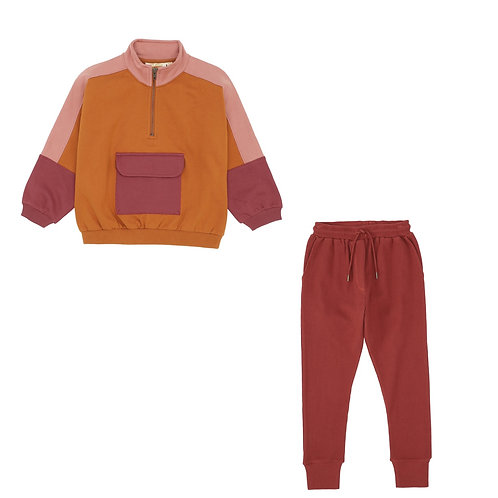 Gemini Sweatshirt & Wesley Pants
