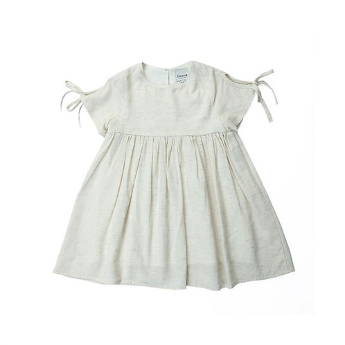 Celeste Dress- Nature White