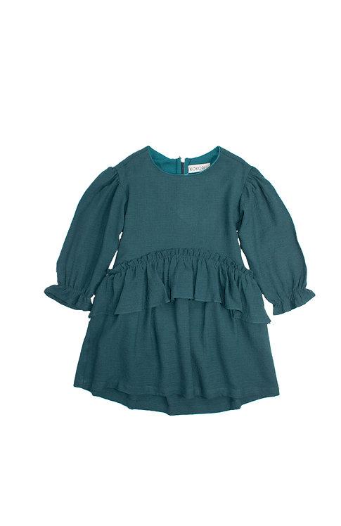Brooklyn Green Dress