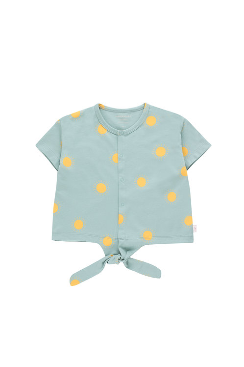 Sun Crop Shirt