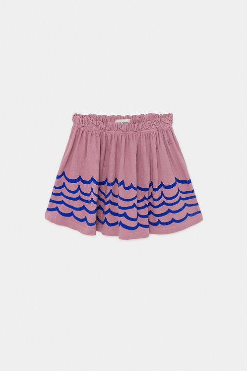 Waves Jersey Skirt