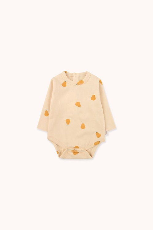 """PEARS"" BODY & PRETZEL RIDE ONE-PIECE"