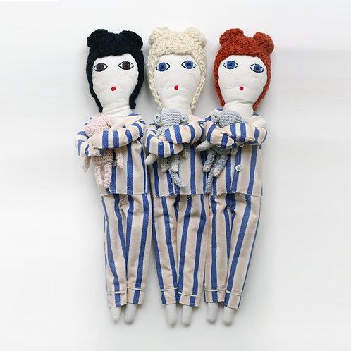 Exclusive Pajama Doll x ALEF