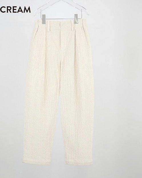 Weavy Corduroy Stretch Pants