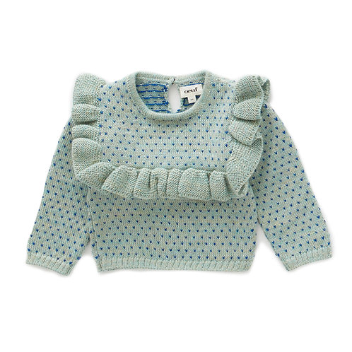 Set Of Frou Frou Sweater & Everyday Skirt