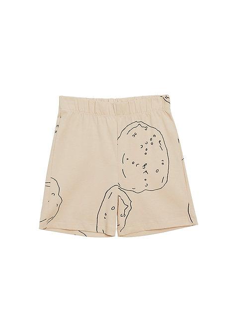 Shorts- Stone