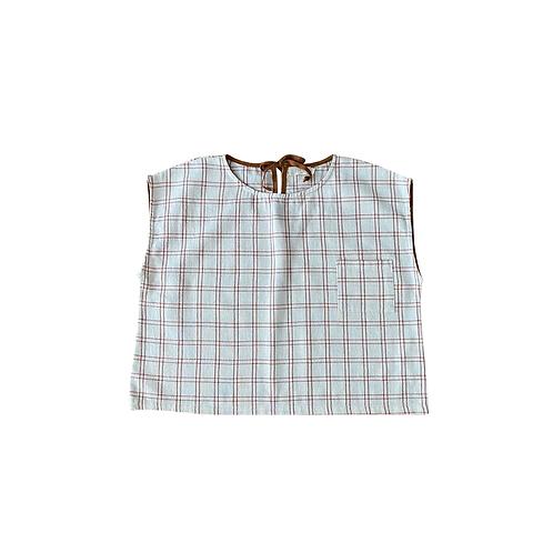 Pocket Shirt-Rustic Check