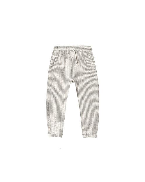 Stripe Beau Pant