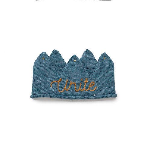 Embroidered Crown- Unite