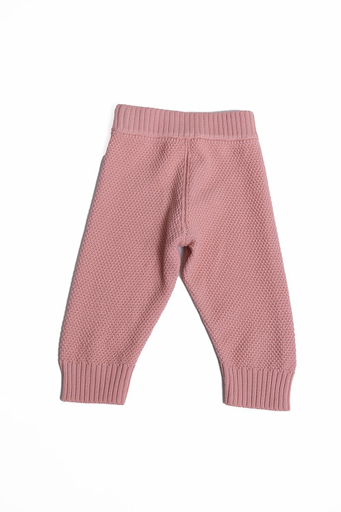 BABY PULL-UP KNIT PANTS