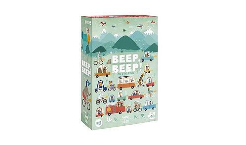 Beep Beep Puzzle