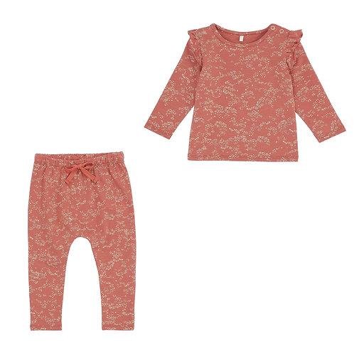 Bella T-Shirt & Faura Pants Set