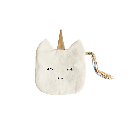 Animal Coin Pouch Unicorn