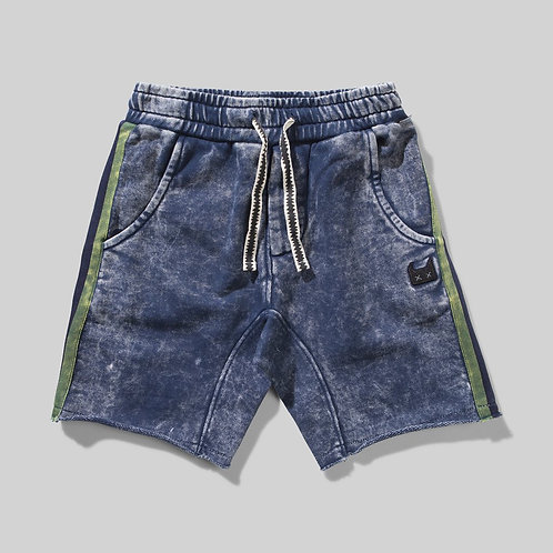 Rafters Shorts / Acid Blue