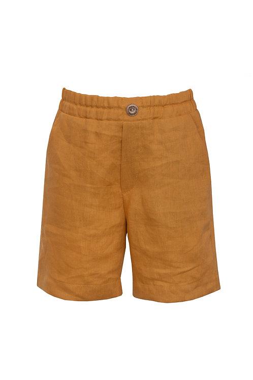 Linen Shorts Ode
