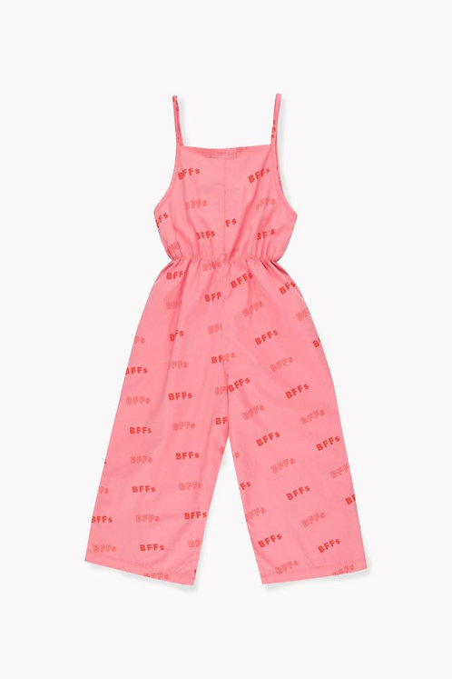 BFFs Braces Jumpsuit