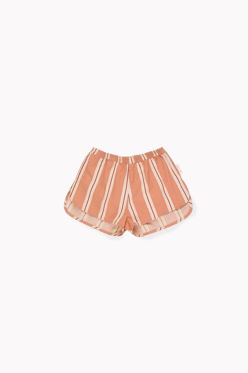 Retro Stripes Short