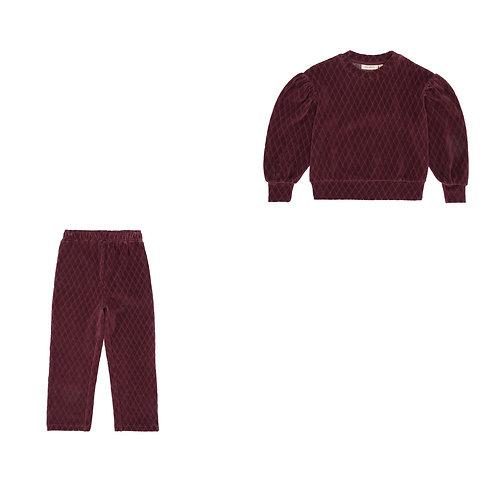 Geneva Sweatshirt & Becky Pants Set