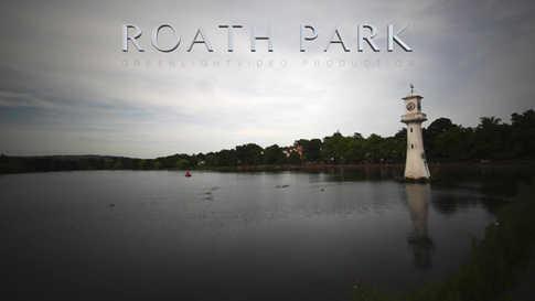 Timelapse - Roath Park, Cardiff