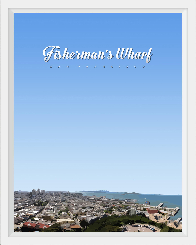 Fisherman's Wharf, SF