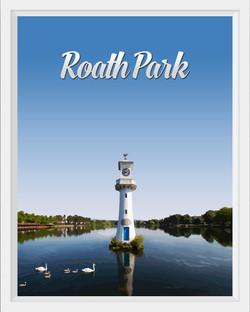 Roath Park, Cardiff, Wales
