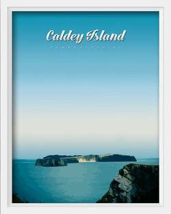 Caldey Island, Tenby