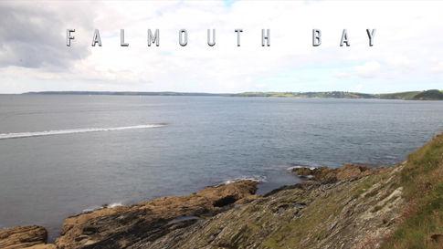 Timelapse - Pendennis Bay, Falmouth