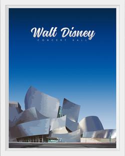 Walt Disney Concert Hall, LA