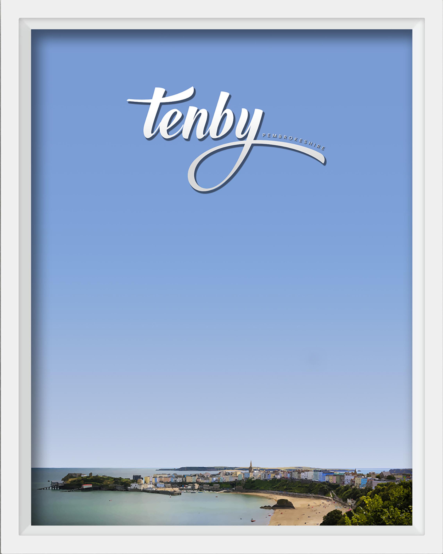 North Beach, Tenby